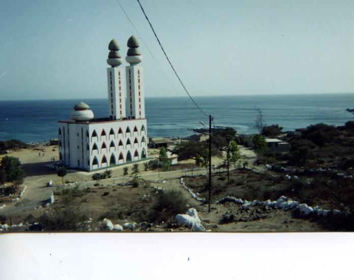mosque-dakar